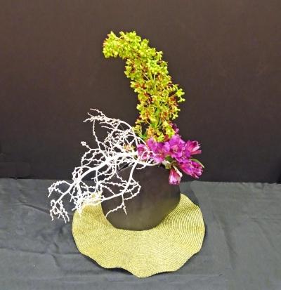 Gwen's arrangement